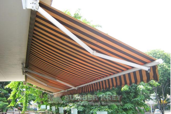 Awning Gulung Bekasi