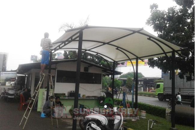 Tenda Membrane Murah Berkualitas