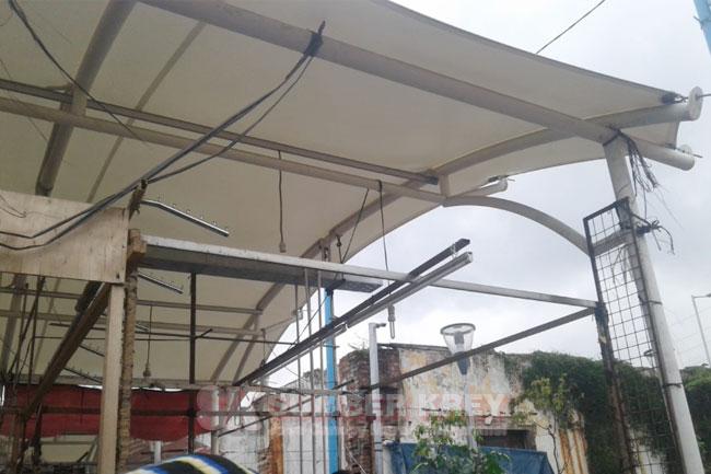 Jasa Pasang Tenda Membrane Bogor
