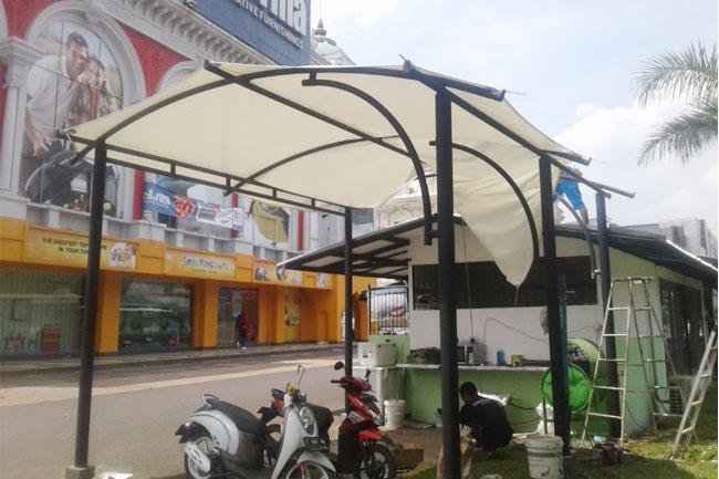 Harga Tenda Membrane Murah Berkualitas