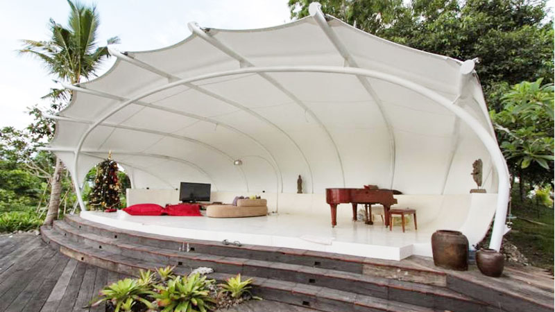 tenda membrane bandung murah